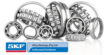 SKF Bearings Authorized Distributor.