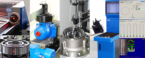 SKF Bearings Test and Measuring Equipment