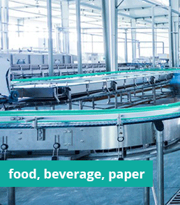Food, Beverage and Paper