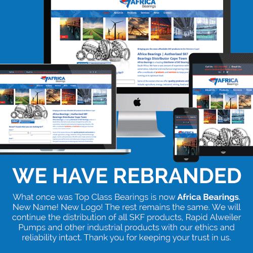 Africa Bearings Rebranding