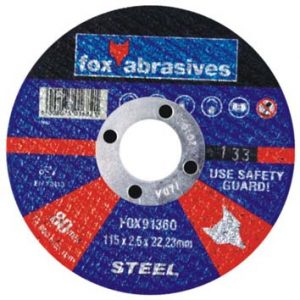 ABR Fox Cutoff Steel