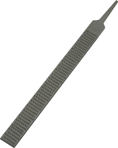 AFT4112 - File Afile Rasp Flat 300mm Sleeve