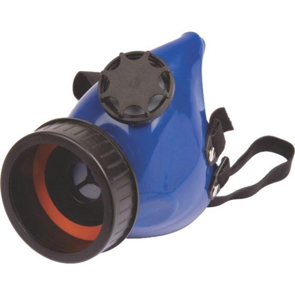 COM1010 - Respirator Com Single WO Filter 743S