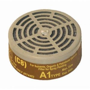 COM1060 - Respirator Com Spare Filter Paint C8PER2