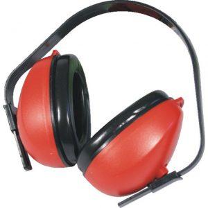DOR1100 - Earmuff Matsafe red Cup En
