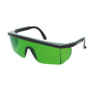 DOR1190 - Spectacle Matsafe GRN Tint Blk Frame EN