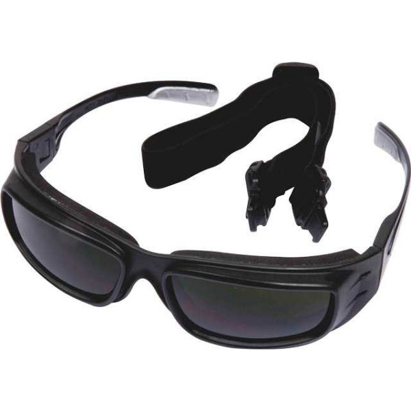 DOR1192 - Spectacle Matsafe Infra Red Blk Frm Weld